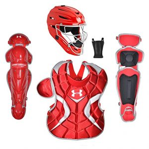 equipo de catcher under armour